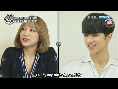 [Vietsub] Star Show 360 VIXX - X-File Ep 2: Video messages from friends