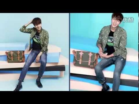Lee Min Ho - Semir 2014 Light Up the Spring Dynamic collection