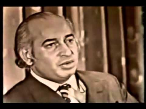 Miserable End of Bhutto The 1974 Hero.