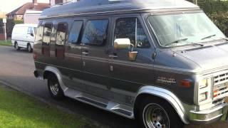 Chevrolet G20 1989 Starcraft