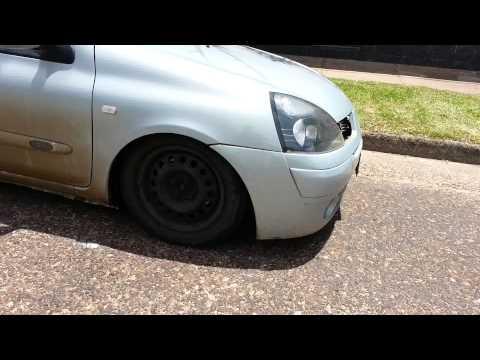 Clio - Suspensión neumática - Salto - Uruguay
