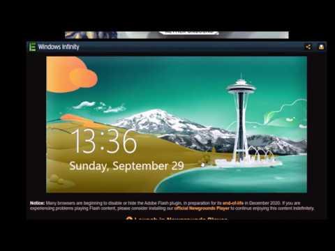 Windows Flash Parodies