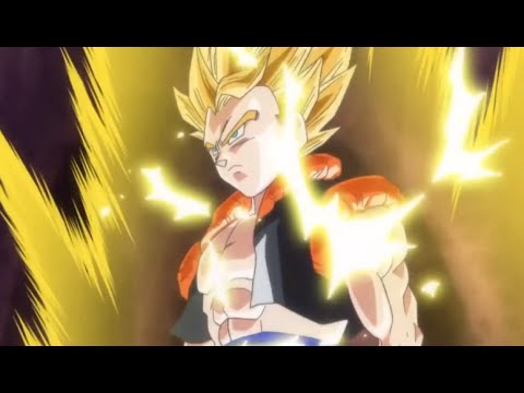 Super Saiyan 2 Gogeta vs Majin Buu Official Animation