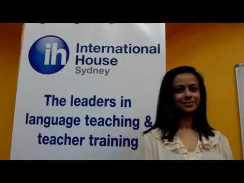 International House Sydney-Student Testimonial 2014 - CELTA