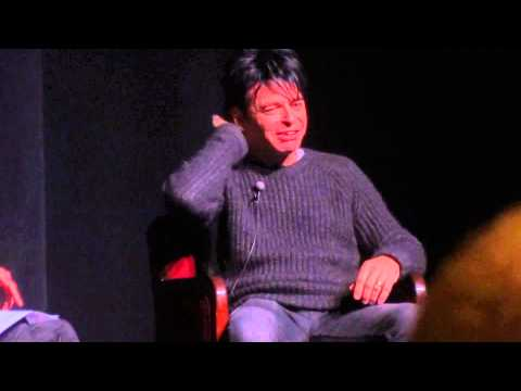 Gary Numan interview at Mnt Oasis Fest 2-4