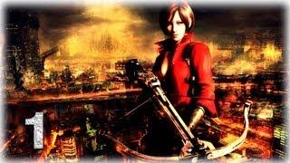 [Coop] Resident Evil 6. Серия 33 - Агент Valdai.
