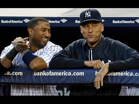 Former Yankee shortstop Eduardo Nunez on being teammates with Derek Jeter