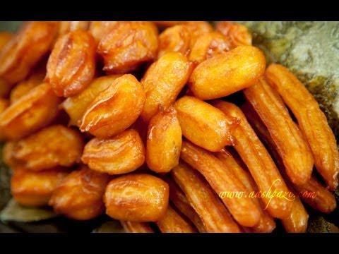 Zoolbia Bamieh (bamieh recipe)
