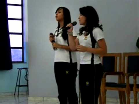 Priscilla Alcantara e Gabriela Santos