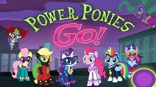 Power Ponies Go!