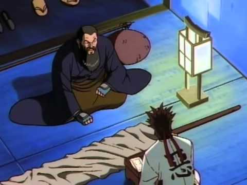 Rurouni Kenshin 04   Bad! Introducing Sanosuke, Fighter for Hire -imDd8k--lDU