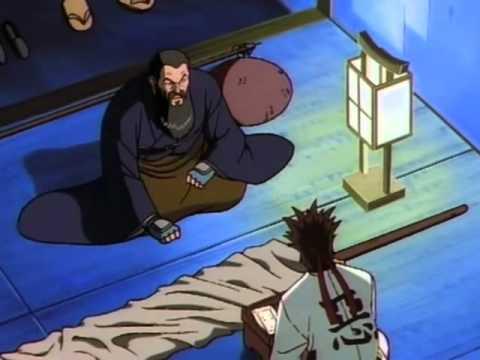 Rurouni Kenshin 04   Bad! Introducing Sanosuke, Fighter for Hire -imDd8k--lDU