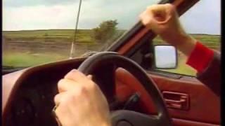 John Shuttleworth - My Austin Ambassador Y reg