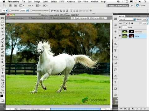 Adobe Photoshop CS5: Top 5 Features, Try or buy Photoshop CS5 at http://bit.ly/try_CS5psfb. View the top 5 Photoshop CS5 photo editing software features. Russell Brown, Photoshop senior creative...