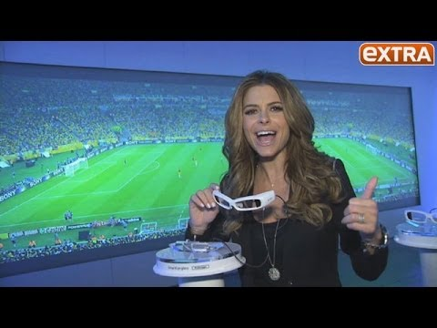 Maria Menounos Wowed on Day 1 at the Consumer Electronics Show