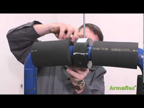 Armacell - Armaflex pipe supports application
