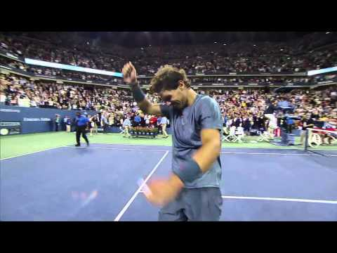 2014 US Open: Nothing Beats Being Here- Rafael Nadal