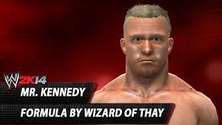 WWE 2K14: Mr. Kennedy Formula By Wizard Of Thay
