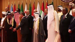 القادة العرب يطالبون بوقف التدخلات الخارجية في شؤون دولهم | قنوات أخرى