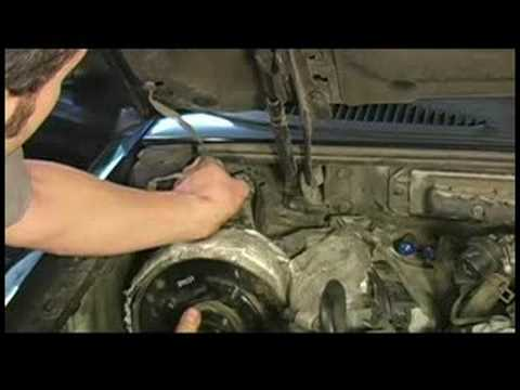ford explorer mercury mountaineer removing replacing