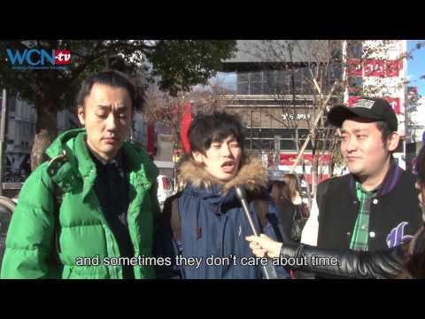 Tokyo Voice - TV Pot 日本語、ENG