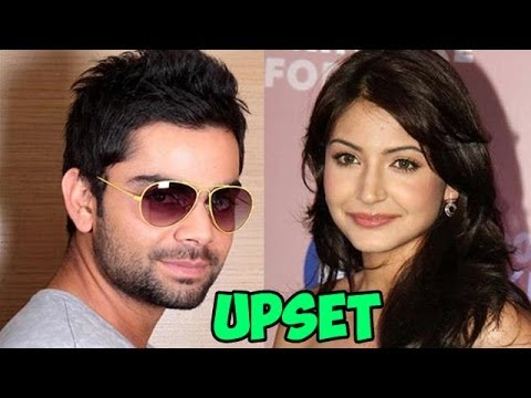 Why is Anushka Sharma UPSET with Virat Kohli?