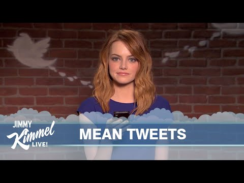 Celebrities Read Mean Tweets #7