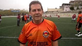 Deputado Paulinho joga com time Macedônia, da Brasilândia