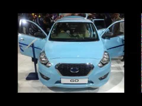 Datsun Go Hatchback First Interior, Exterior Looks in India.
