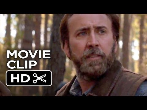 Joe Movie CLIP - Snake (2014) - Nicolas Cage, Tye Sheridan Movie HD