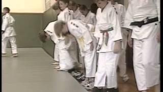 Judo Débutant 1 Le Salut