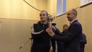 Перше місце у змаганнях із боротьби самбо виборов факультет №2