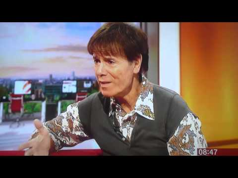 Cliff Richard on BBC Breakfast Show 14th Nov 2013