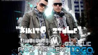 No Voy A Llorar Andy Aguilera ♥ Reggaeton Romantico