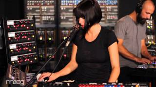 Phantogram | 16 years | Moog Sound Lab