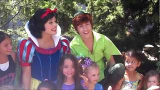 Snow White & Peter Pan Tell A Story
