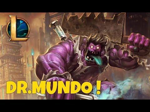 Gameplay  LOL fr avec MUUNNNDO !!