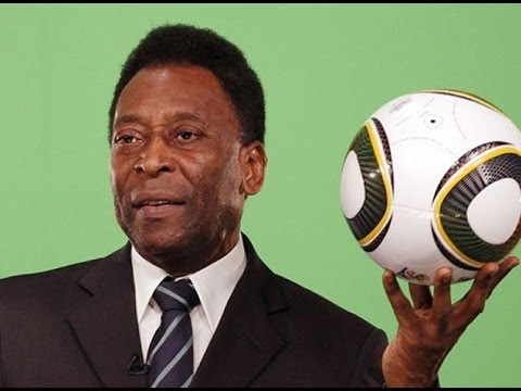 'I want Brazil to avenge 1950's World Cup loss' Brazilian footballer Pele