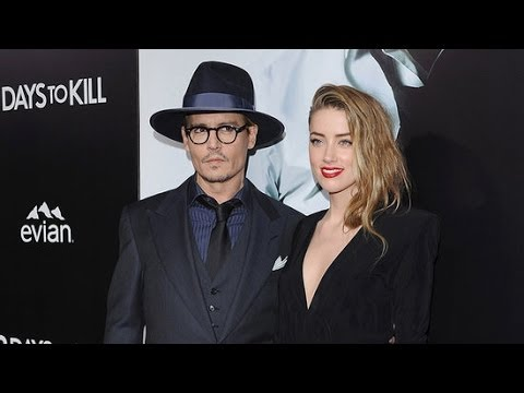 "Johnny Depp Finally Talks Amber Heard: ""She's Good For Me"""