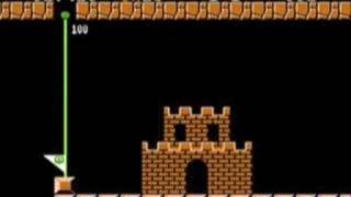 Super Mario Brothers Frustration