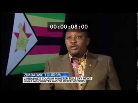 Focus on Zimbabwe, sky News Speaks to Walter Mzembi, Minister of Tourism Zimbabwe