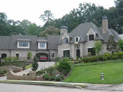 Dream homes designed by neil o campbell atlanta georgia for Dream homes georgia