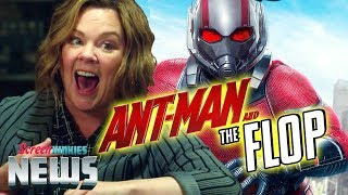 Melissa McCarthy Hits Career Low, Ant-Man Rules the Globe - Charting with Dan!