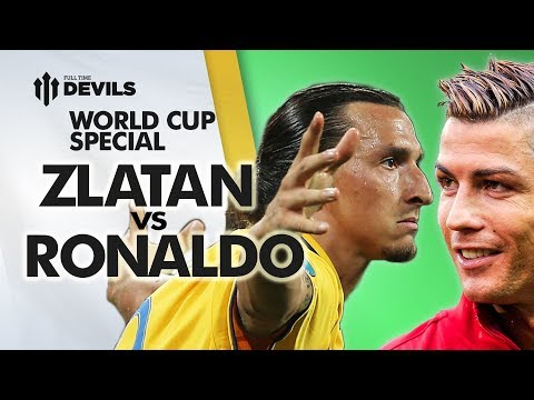 Cristiano Ronaldo Vs Zlatan Ibrahimovic | World Cup PlayOffs | Who Would You Sign?