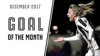 Juventus' Goal Of The Month for December!