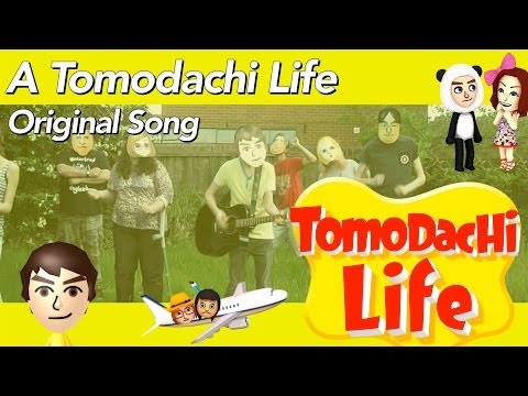 A Tomodachi Life - Ryan Craddock (Original Song)