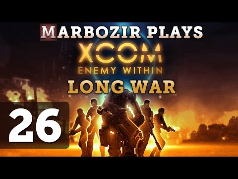 XCOM Enemy Within Long War Let's Play - Part 26