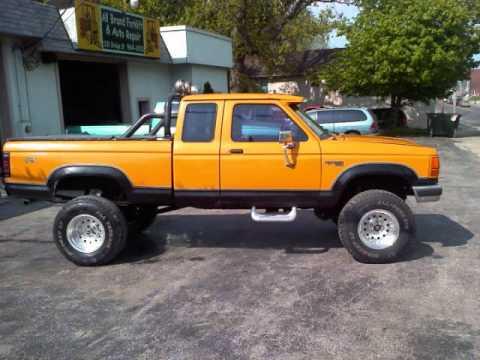 custom ford ranger