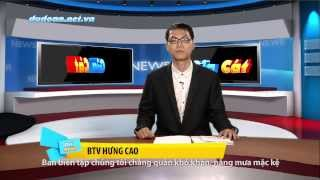 Rap News Gia Cát Channel số 1 - Tổng hợp scandal 2013 - Cực hài :)