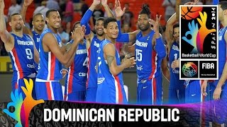 Dominican Republic - Tournament Highlights - 2014 FIBA Basketball World Cup
